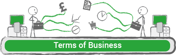 Terms of Business mobile